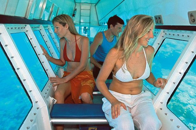 Quicksilver Outer Great Barrier Reef Snorkel Cruise from Palm Cove - Accommodation Yamba