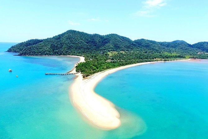 Dunk Island Round-Trip Water Taxi Transfer from Mission Beach - Accommodation Yamba