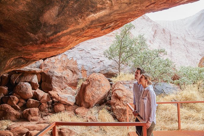 Uluru Base and Sunset Half-Day Trip with Optional Outback BBQ Dinner - Accommodation Yamba