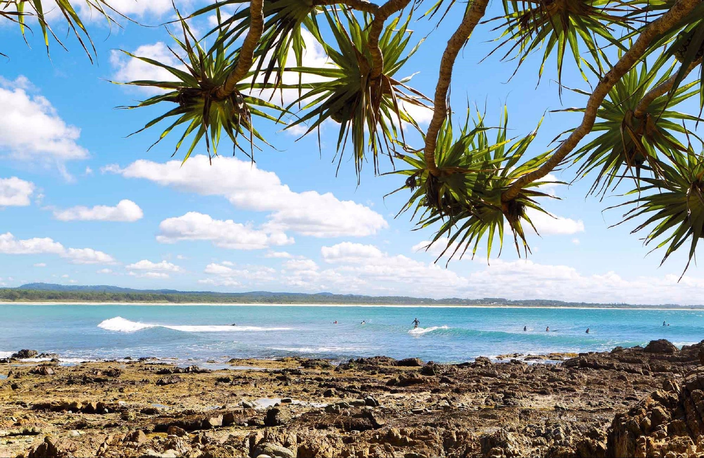 Arrawarra-Corindi Beach - Accommodation Yamba