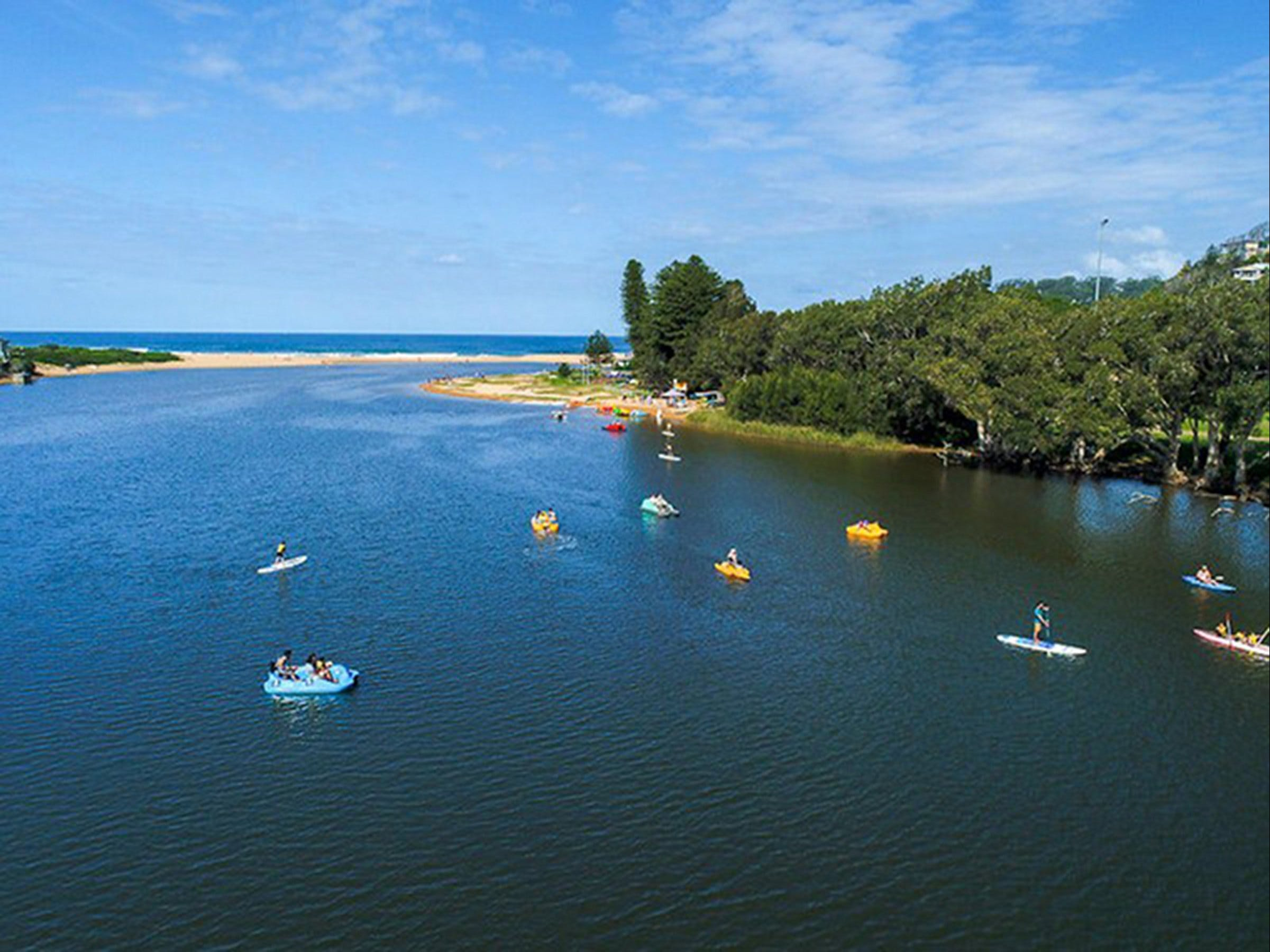 Avoca Lake - Accommodation Yamba