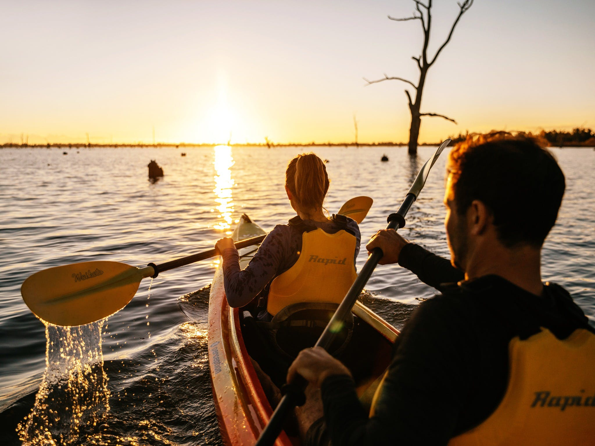 Lake Mulwala - Accommodation Yamba