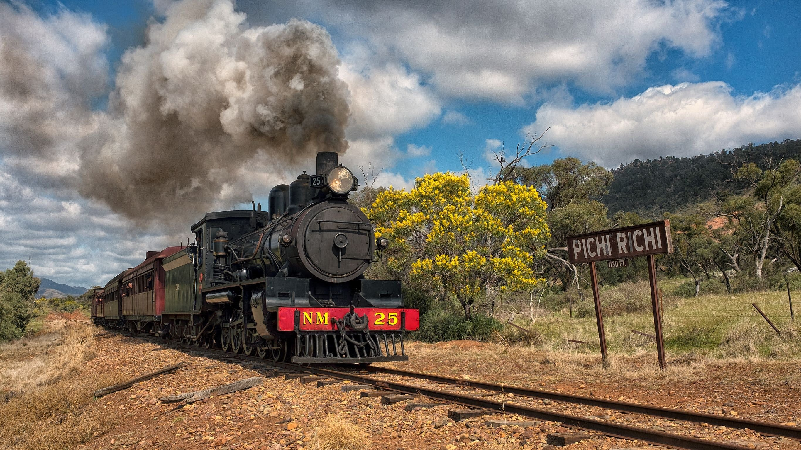 Pichi Richi Railway - Accommodation Yamba
