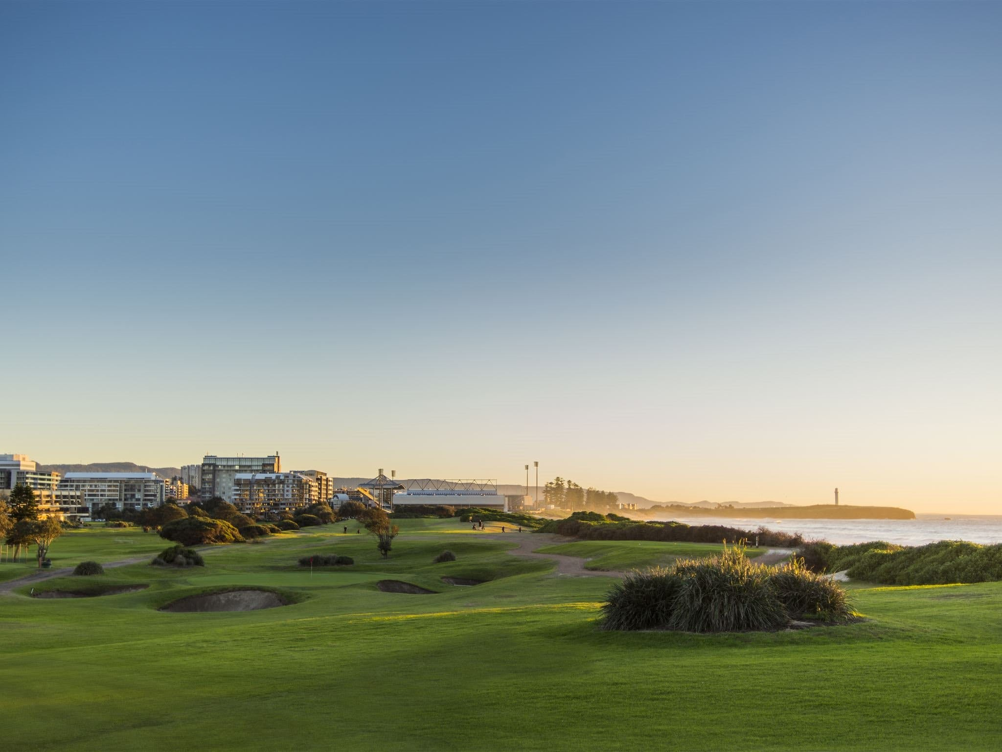 Wollongong Golf Club - Accommodation Yamba