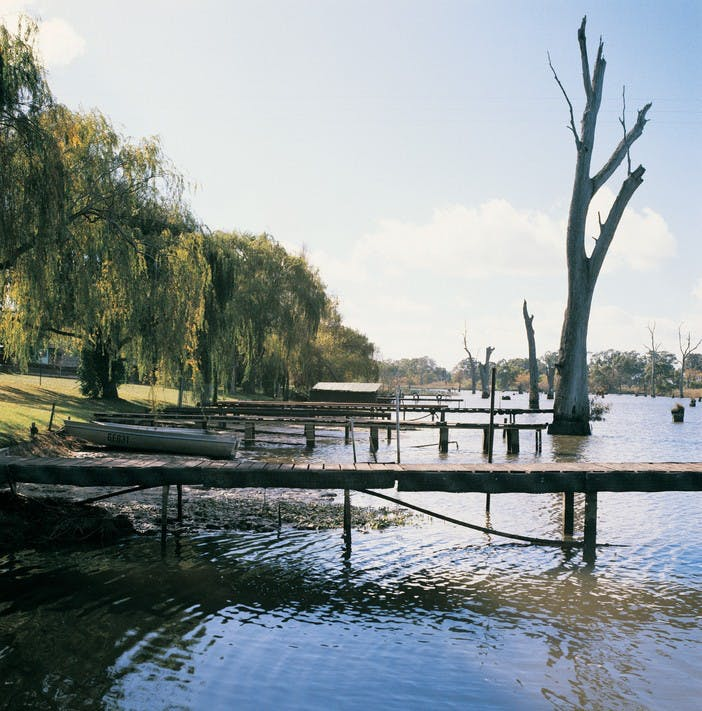 Nagambie - Accommodation Yamba