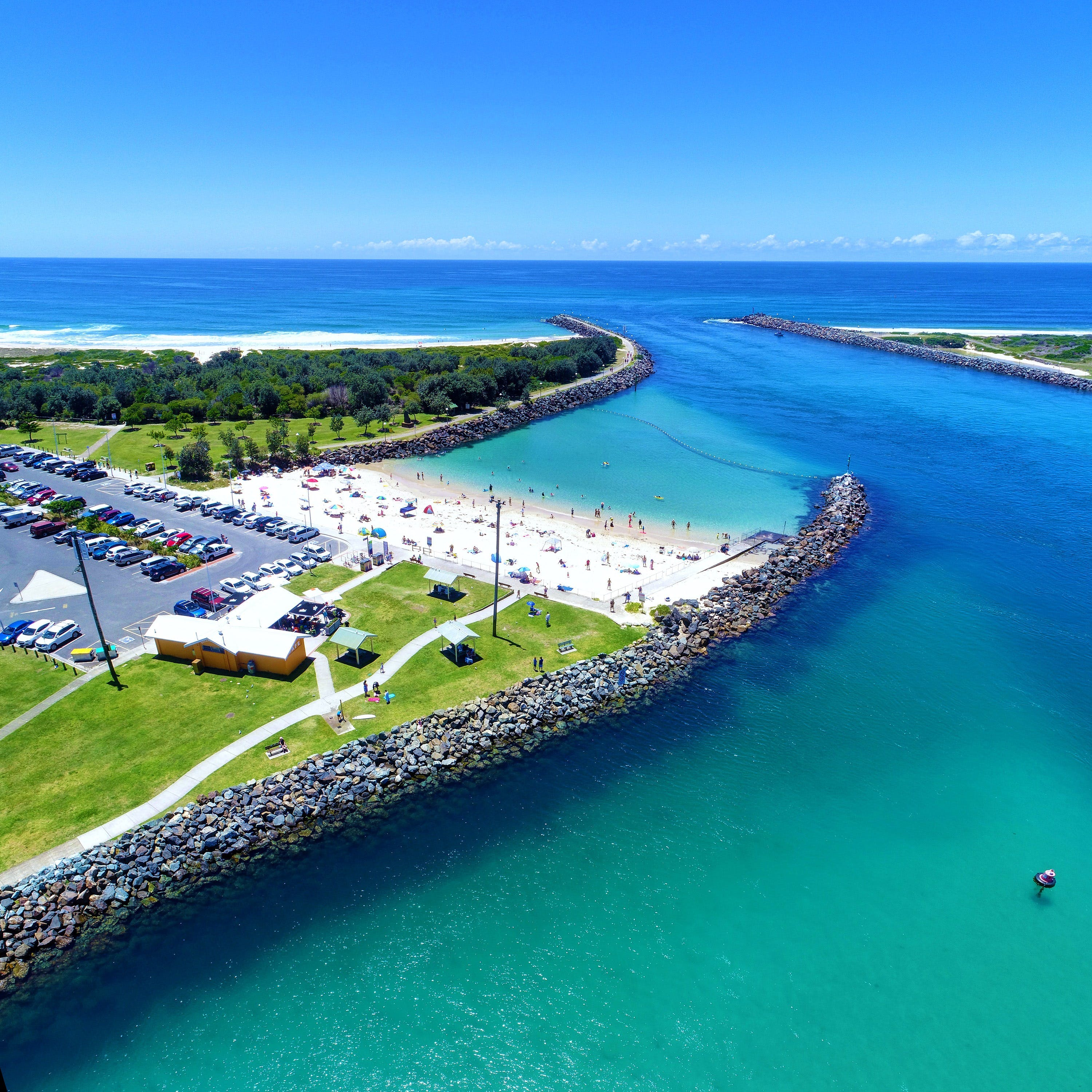 Tuncurry Rock Pool - Accommodation Yamba