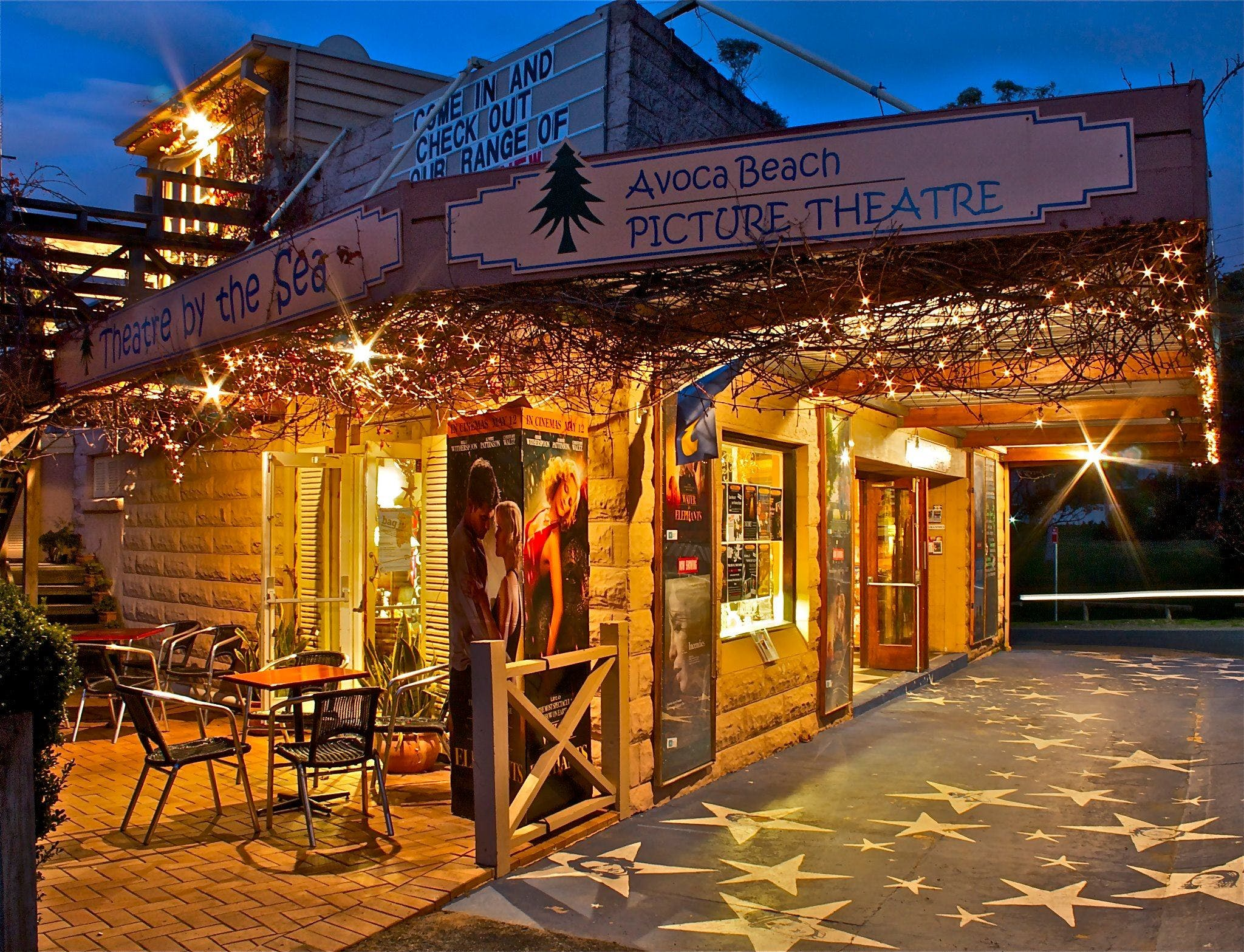 Avoca Beach Picture Theatre - Accommodation Yamba