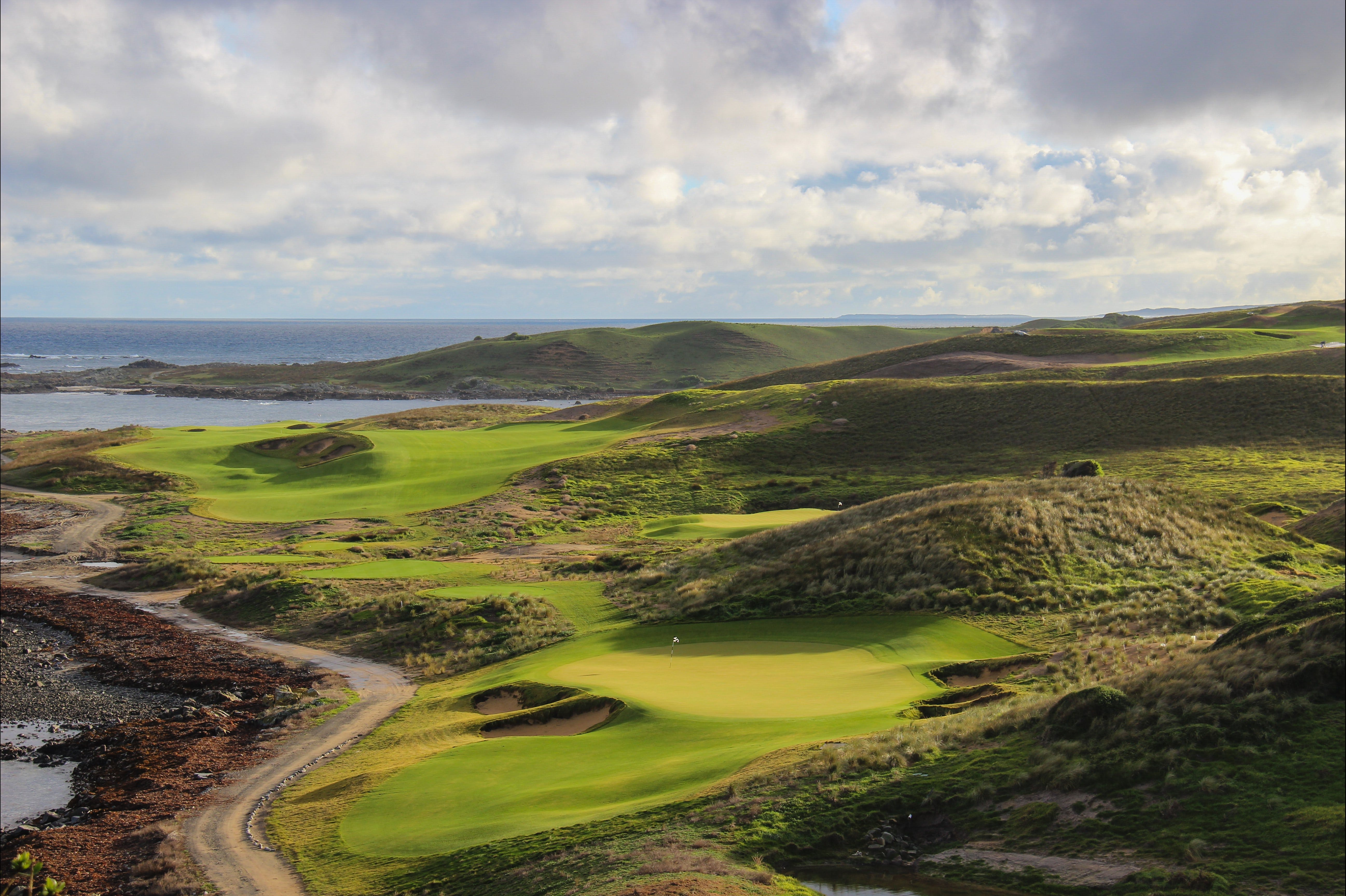 Ocean Dunes Golf Links King Island - Accommodation Yamba