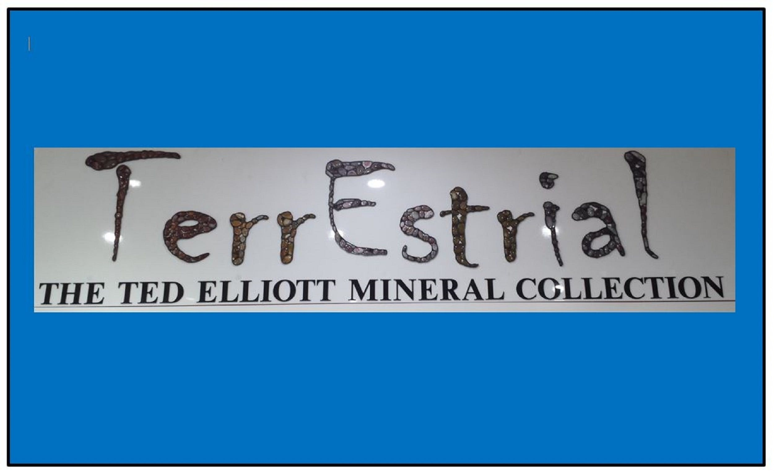 The Ted Elliott Mineral Collection - Accommodation Yamba