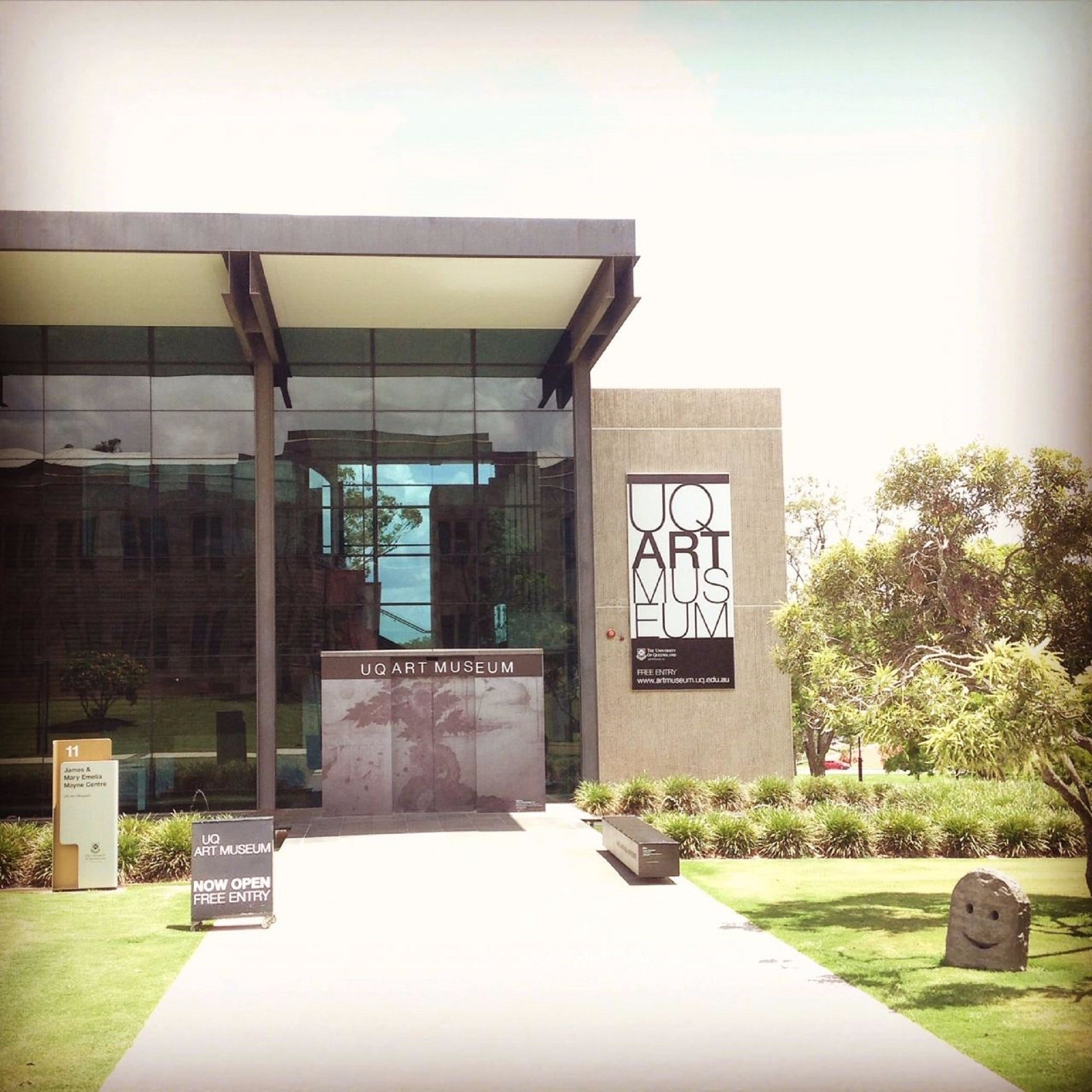 UQ Art Museum - Accommodation Yamba