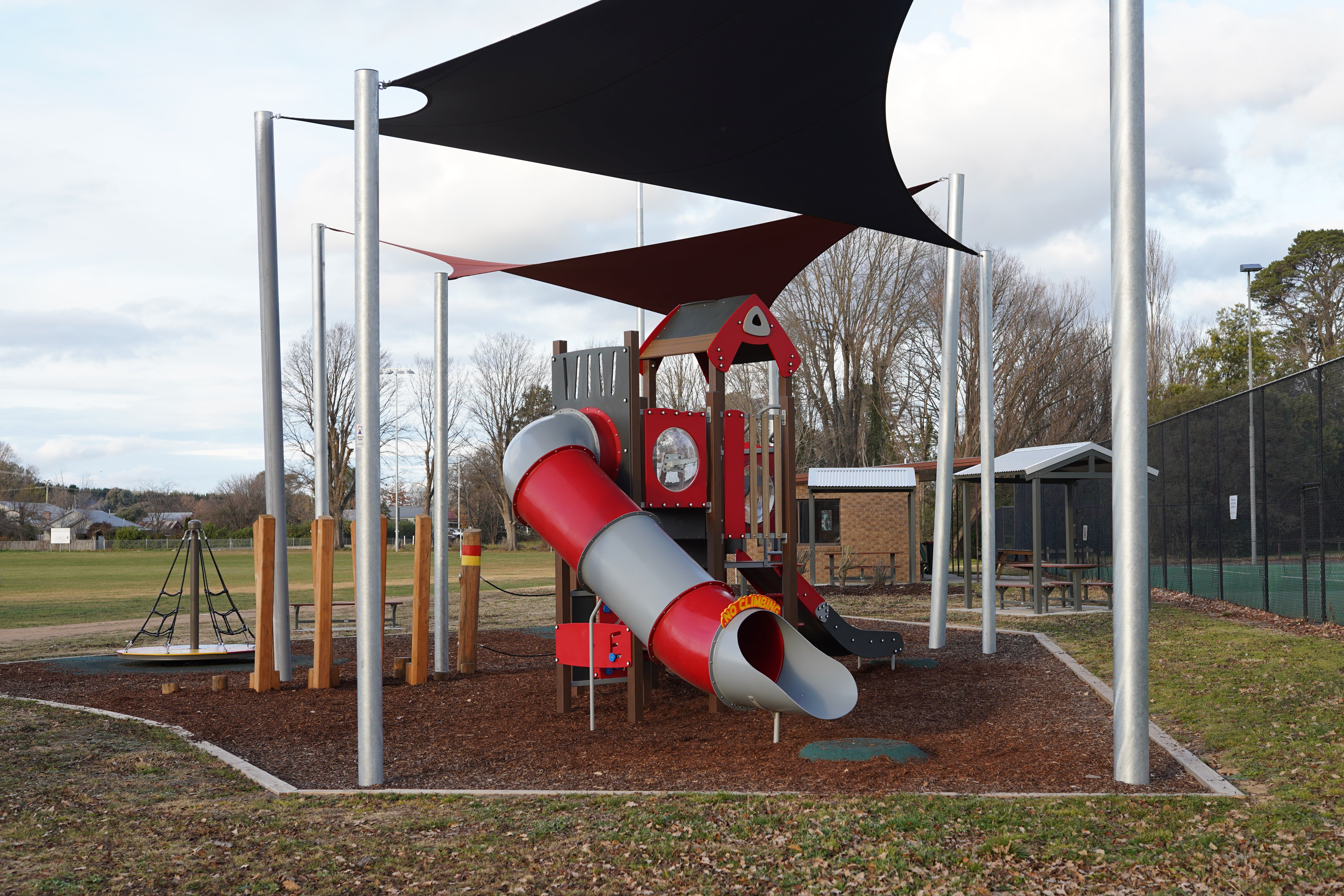 Braidwood Recreation Grounds and Playground - Accommodation Yamba