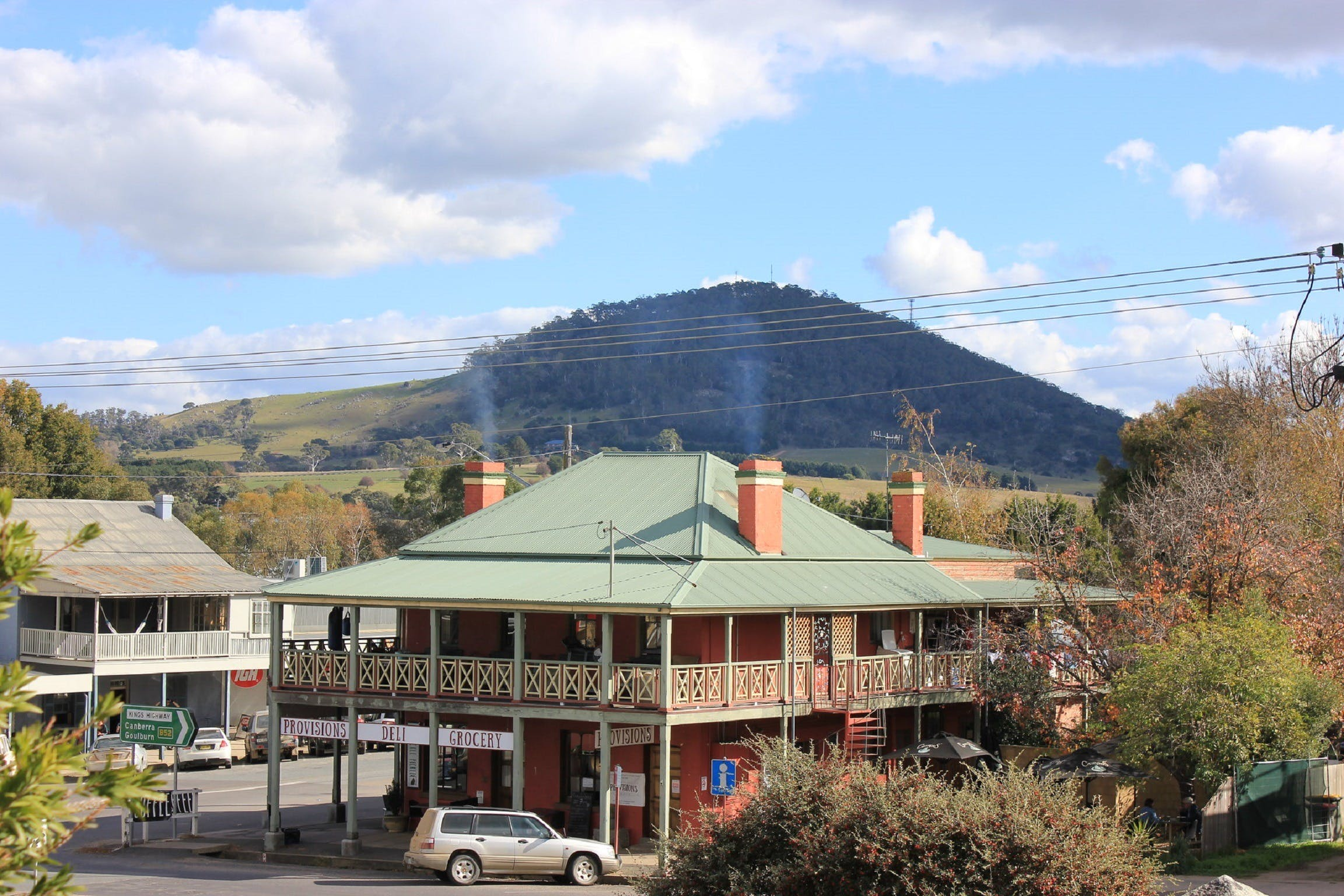 Braidwood Heritage Walk - Accommodation Yamba