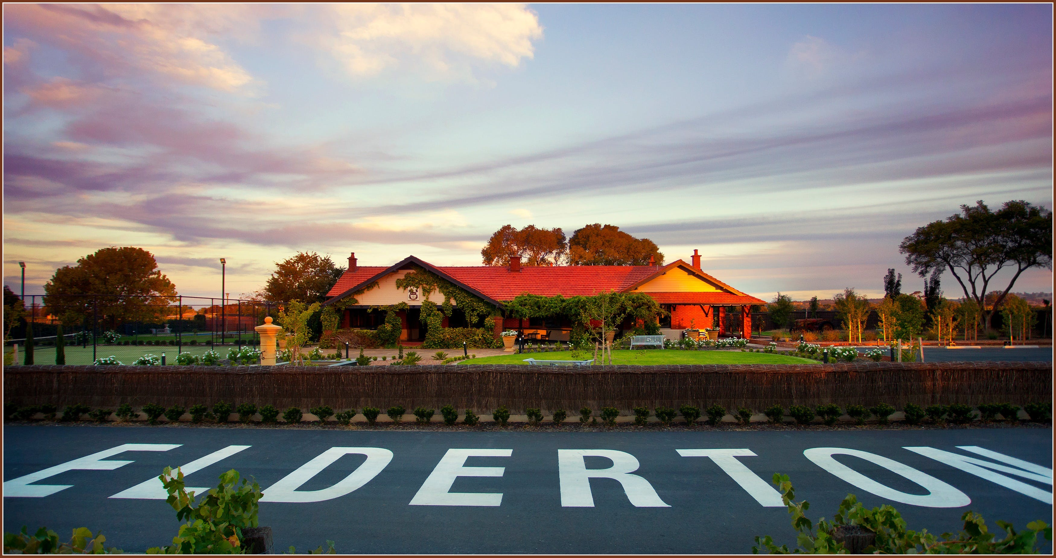 Elderton Wines Cellar Door - Accommodation Yamba
