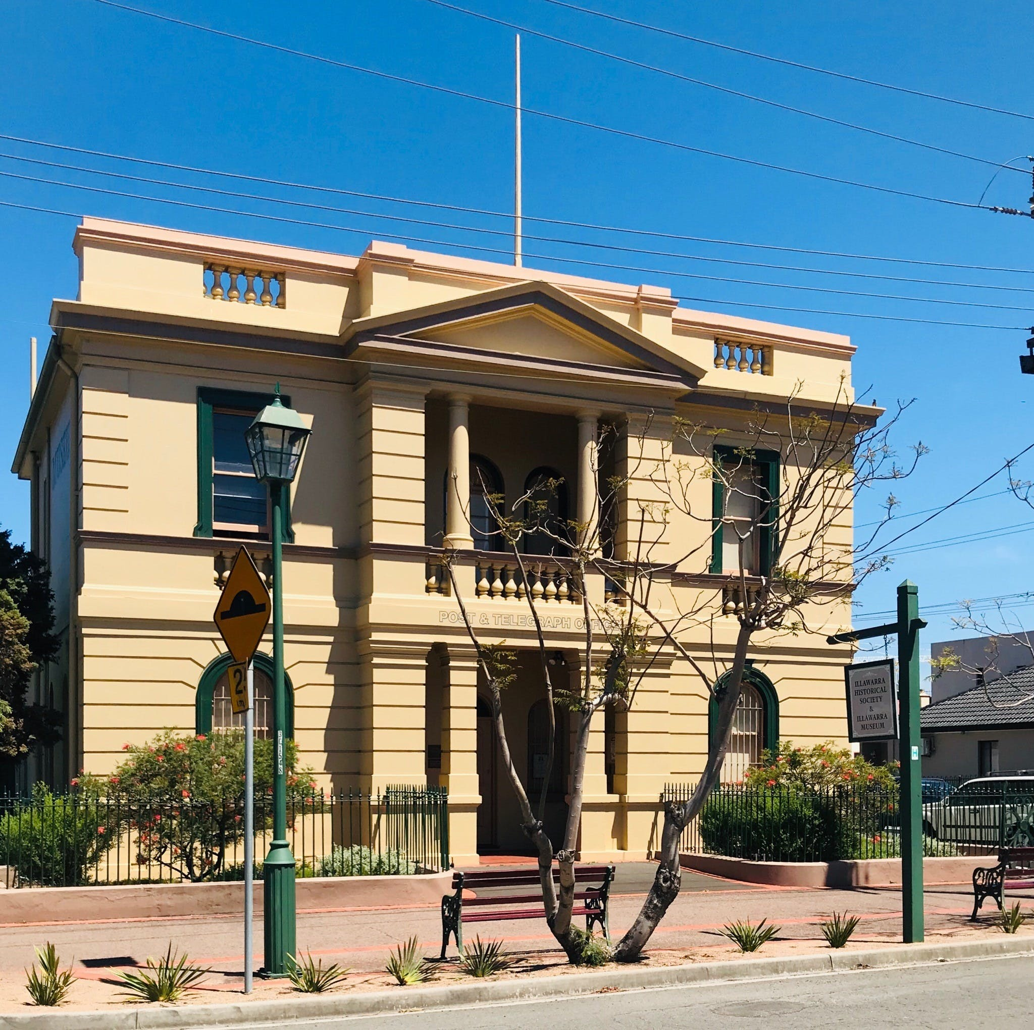 Illawarra Museum Wollongong - Accommodation Yamba