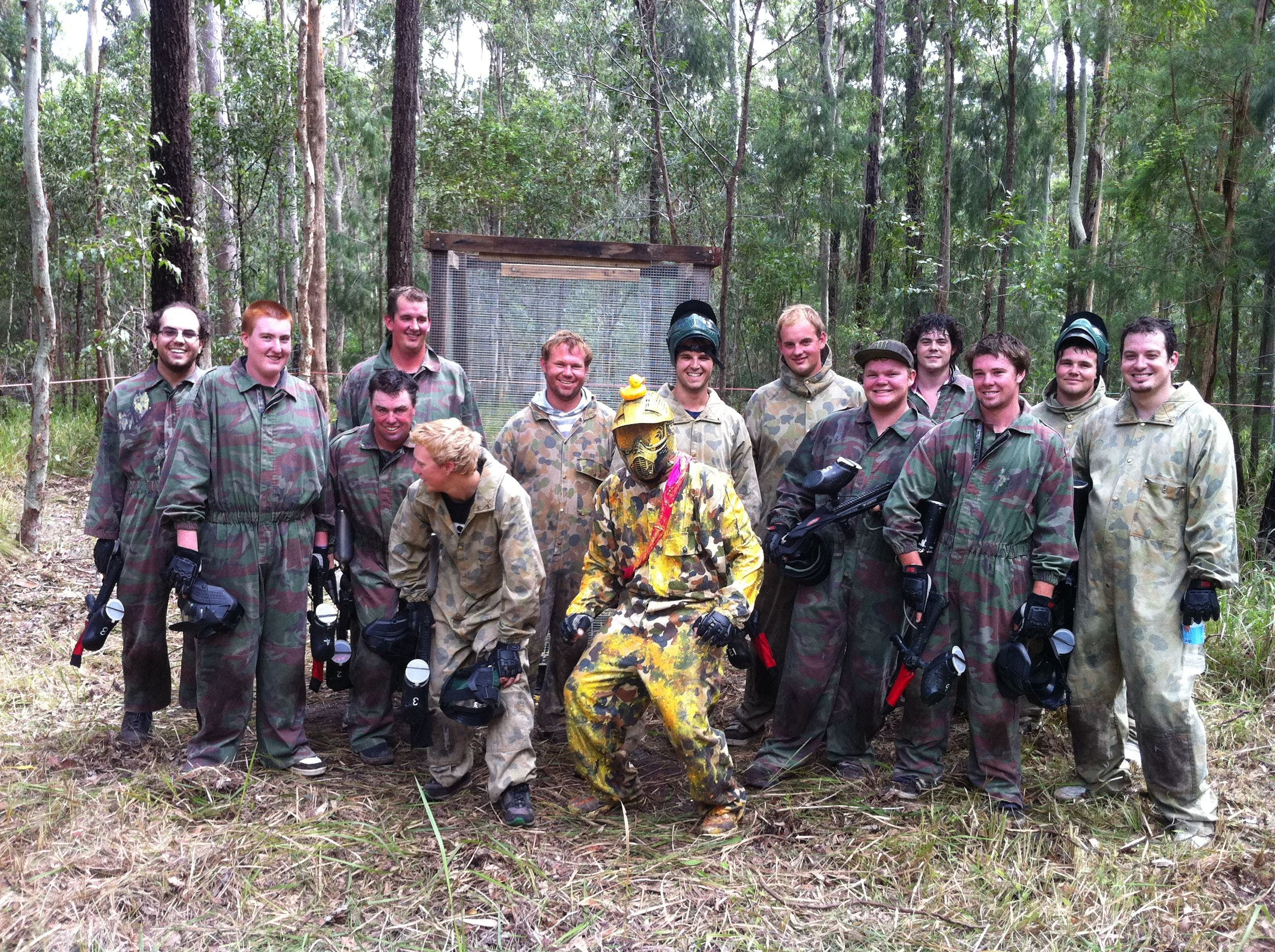 Mid North Coast Paintball - Accommodation Yamba