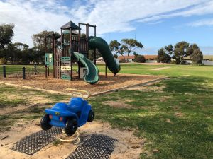 New Town Playground - Accommodation Yamba