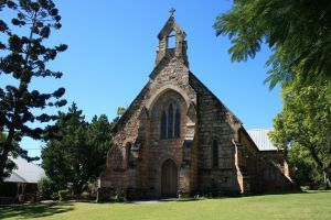St Marys Anglican Church Memorial Chapel - Accommodation Yamba
