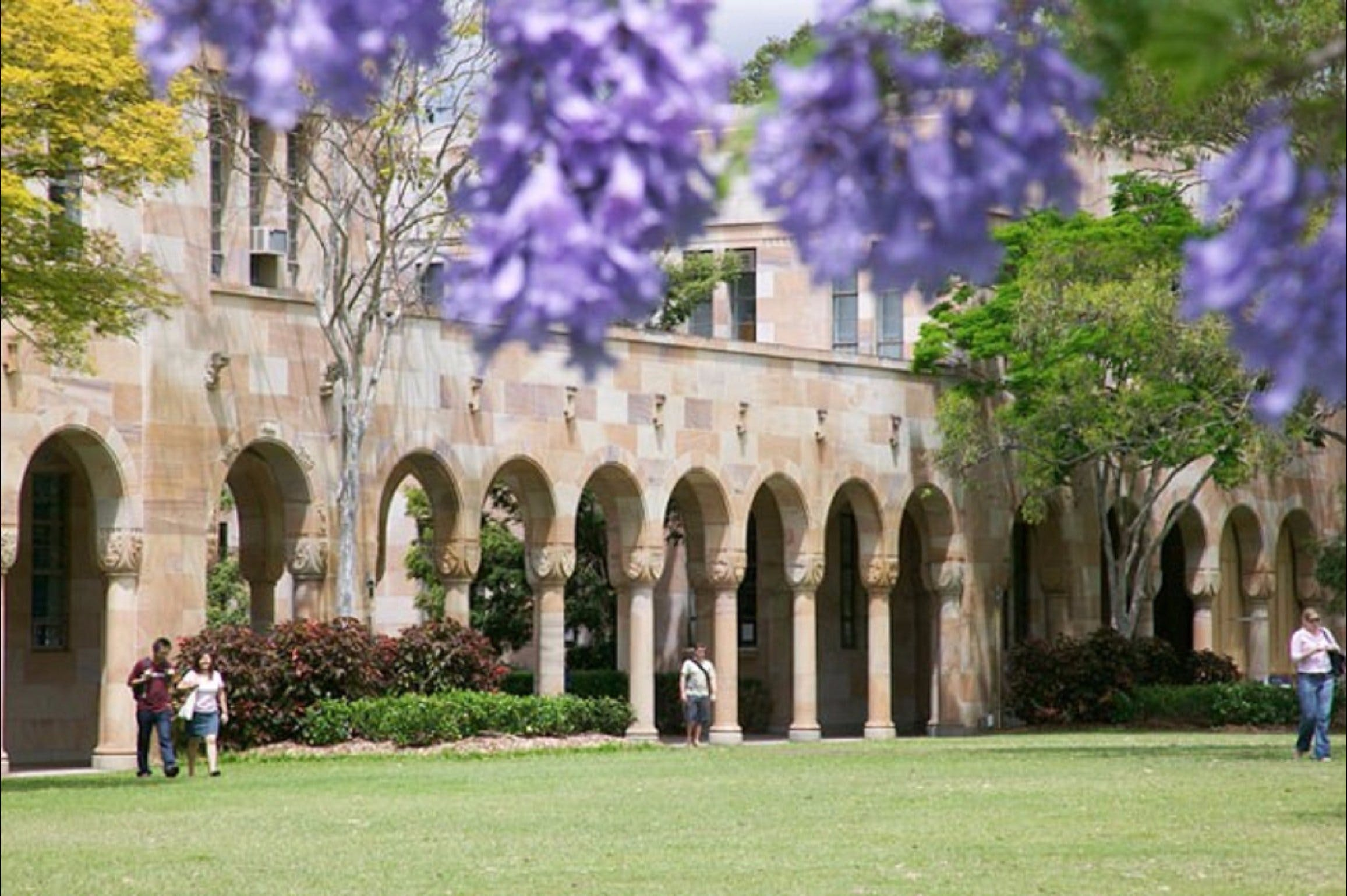 The University of Queensland - Accommodation Yamba