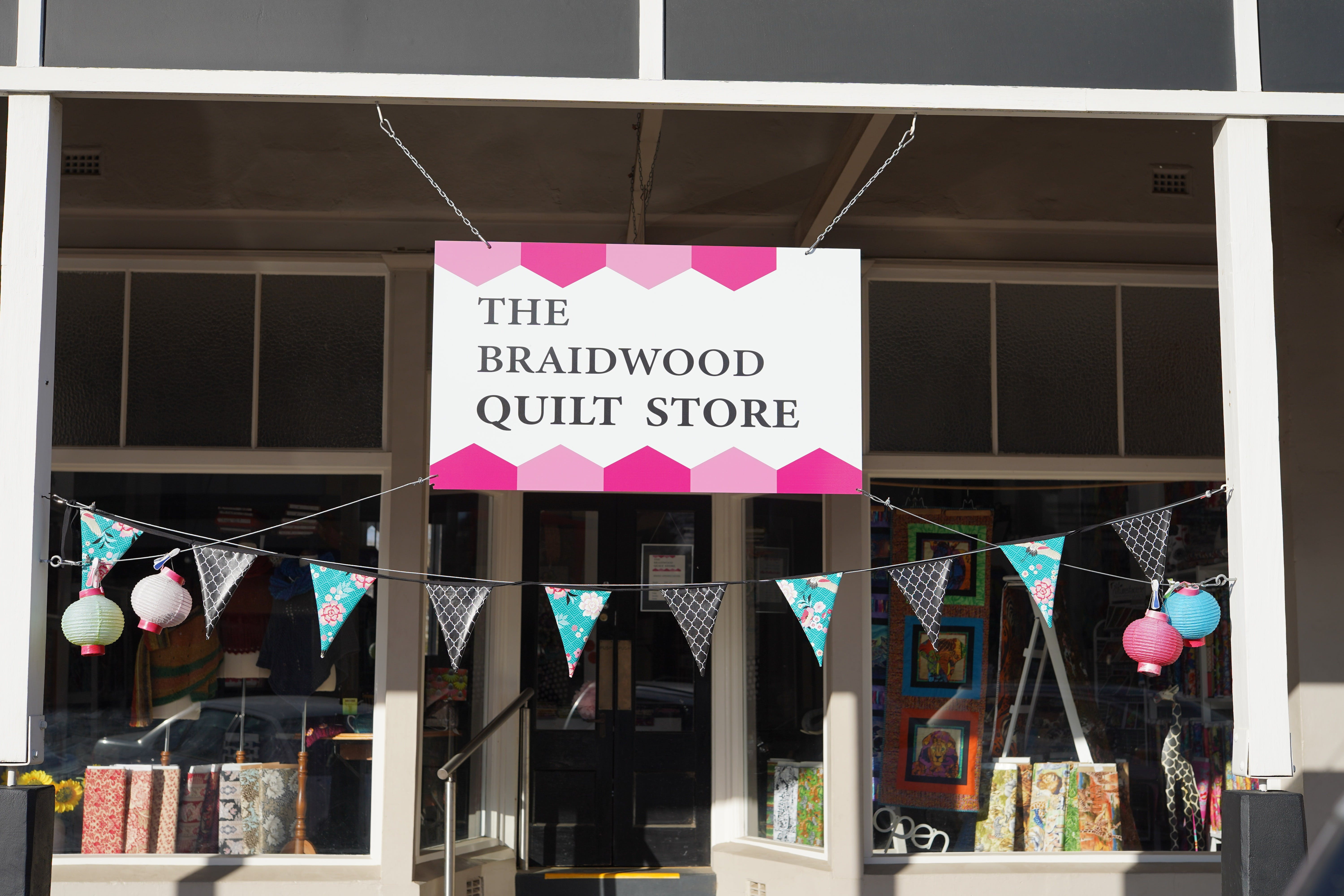 The Braidwood Quilt Store - Accommodation Yamba