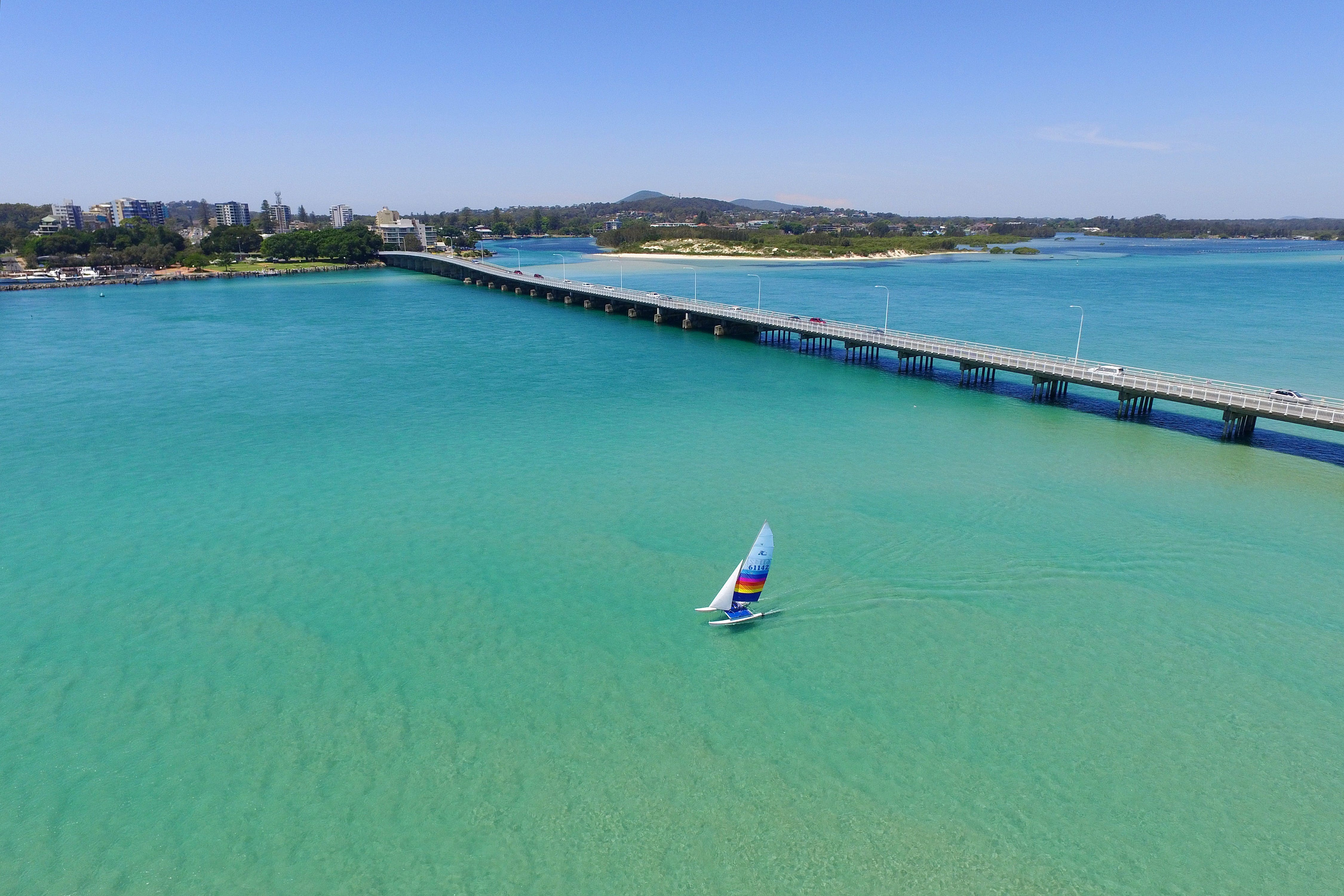 Wallis Lake - Accommodation Yamba
