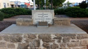 Barmera Horse Trough - Accommodation Yamba