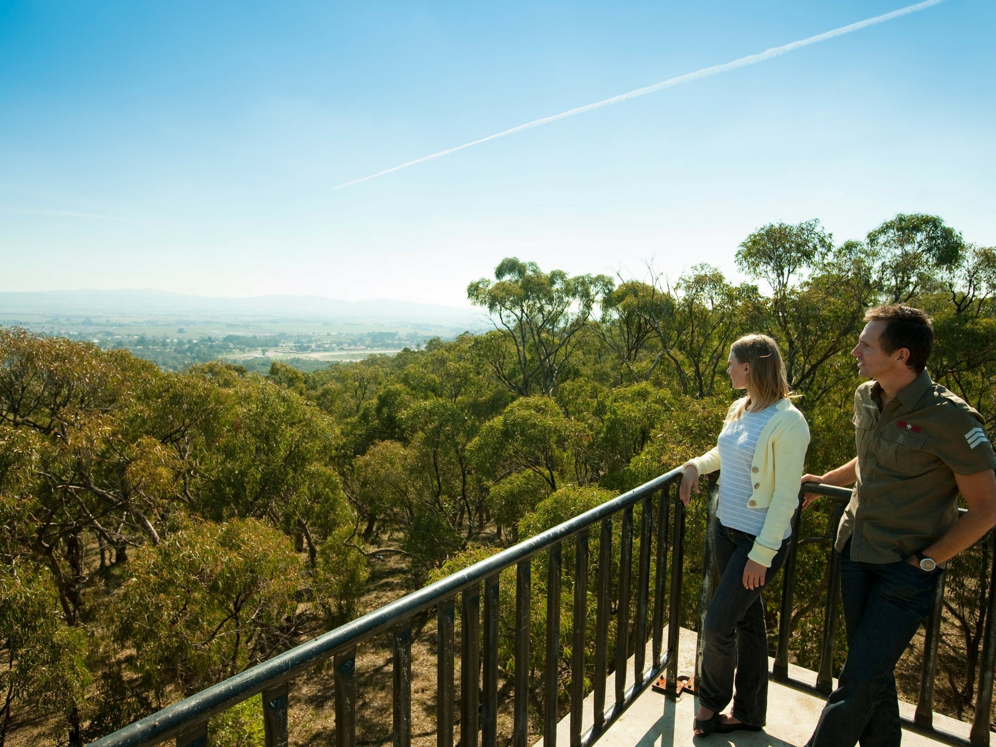 Monument Hill Reserve - Accommodation Yamba