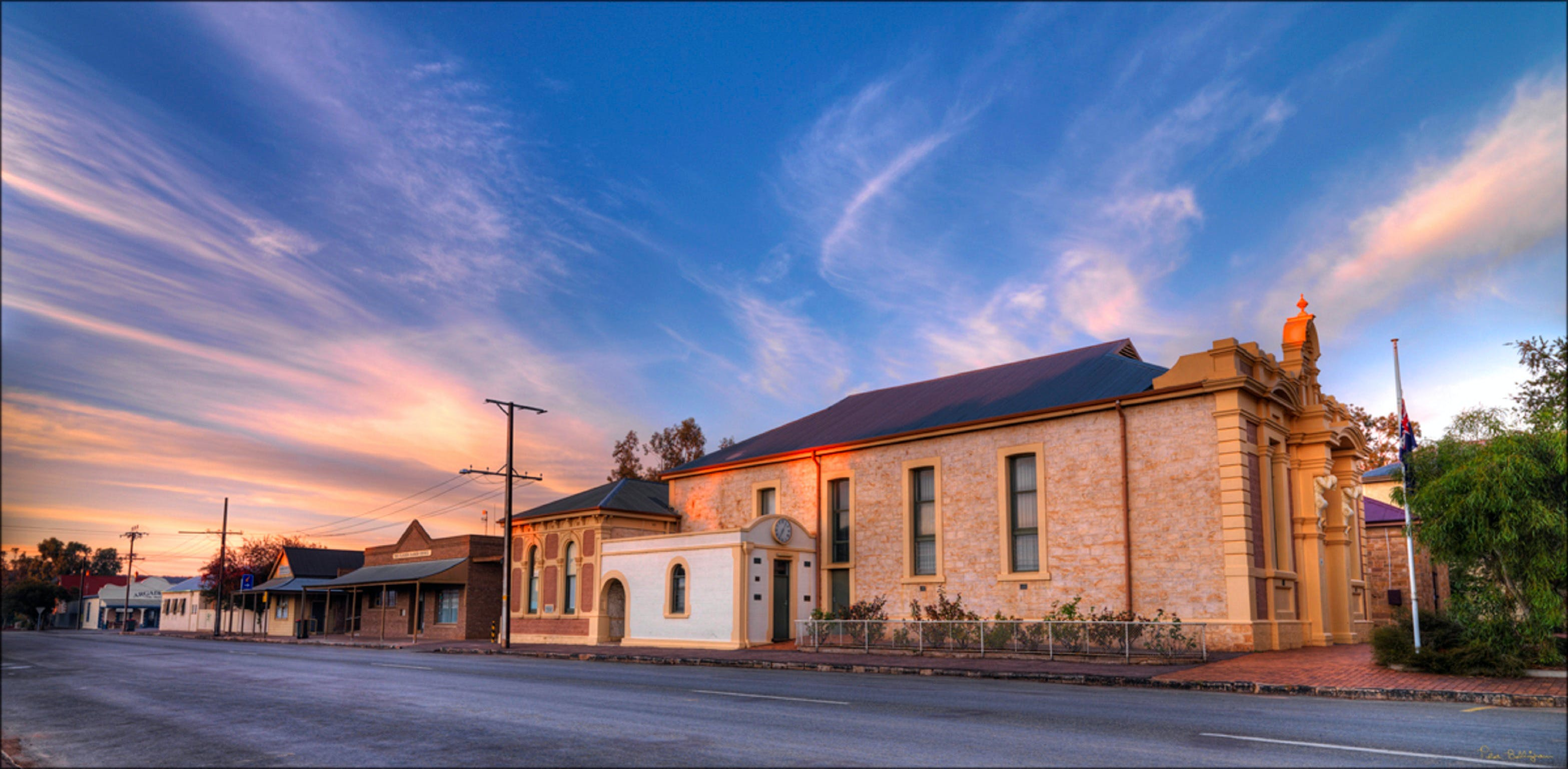 Quorn Historic Building Walk - Accommodation Yamba