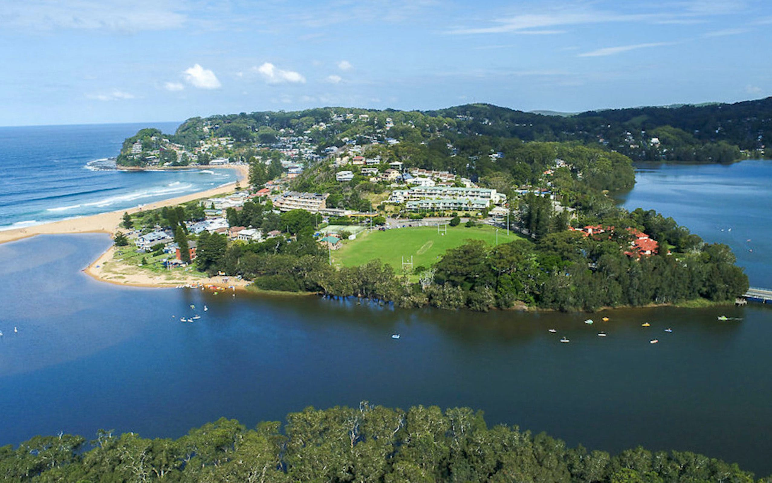 Aquafun Avoca Lake - Accommodation Yamba