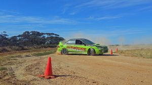 Rally Driving Loveday - Accommodation Yamba