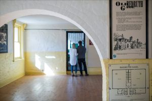 Redruth Gaol - Accommodation Yamba