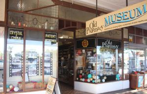Old Pharmacy Museum  Childers - Accommodation Yamba