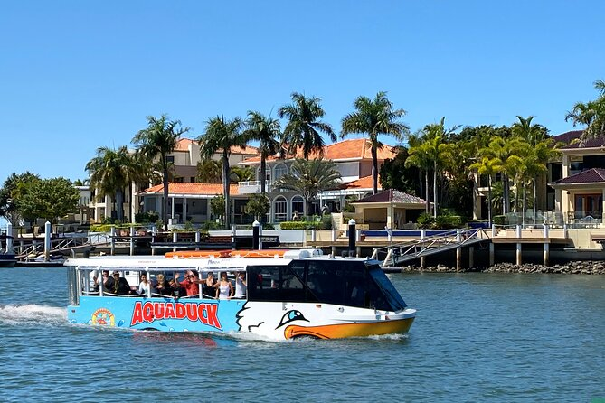 Aquaduck Sunshine Coast - Accommodation Yamba