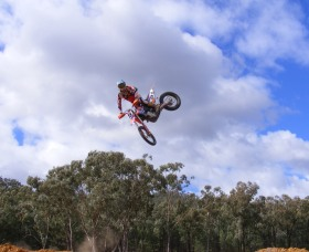 Goanna Tracks Motocross and Enduro Complex - Accommodation Yamba