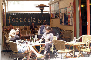 Focaccia Bar - Accommodation Yamba