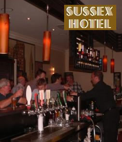 Sussex Hotel - Accommodation Yamba