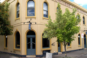 The College Lawn Hotel - Accommodation Yamba
