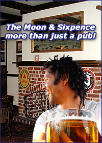 Moon and Sixpence British Pub - Accommodation Yamba
