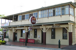 Commercial Hotel Alexandra - Accommodation Yamba