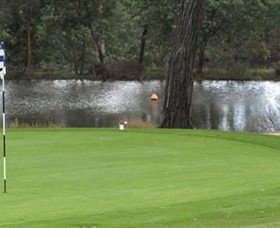 Hepburn Springs Golf Club - Accommodation Yamba