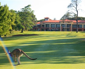 Royal Canberra Golf Club - Accommodation Yamba