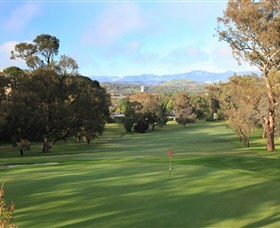 Federal Golf Club - Accommodation Yamba