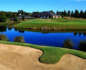 Macquarie Links International Golf Club - Accommodation Yamba