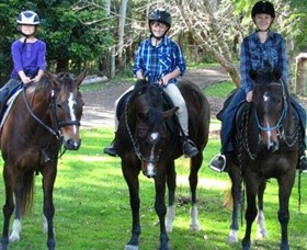 Kings Creek Saddle Club - Accommodation Yamba