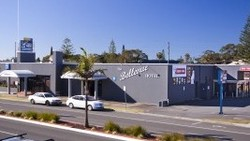 Bellevue Hotel Tuncurry - Accommodation Yamba