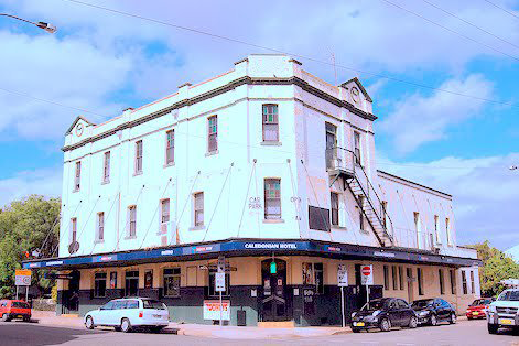 Caledonian Hotel - Accommodation Yamba