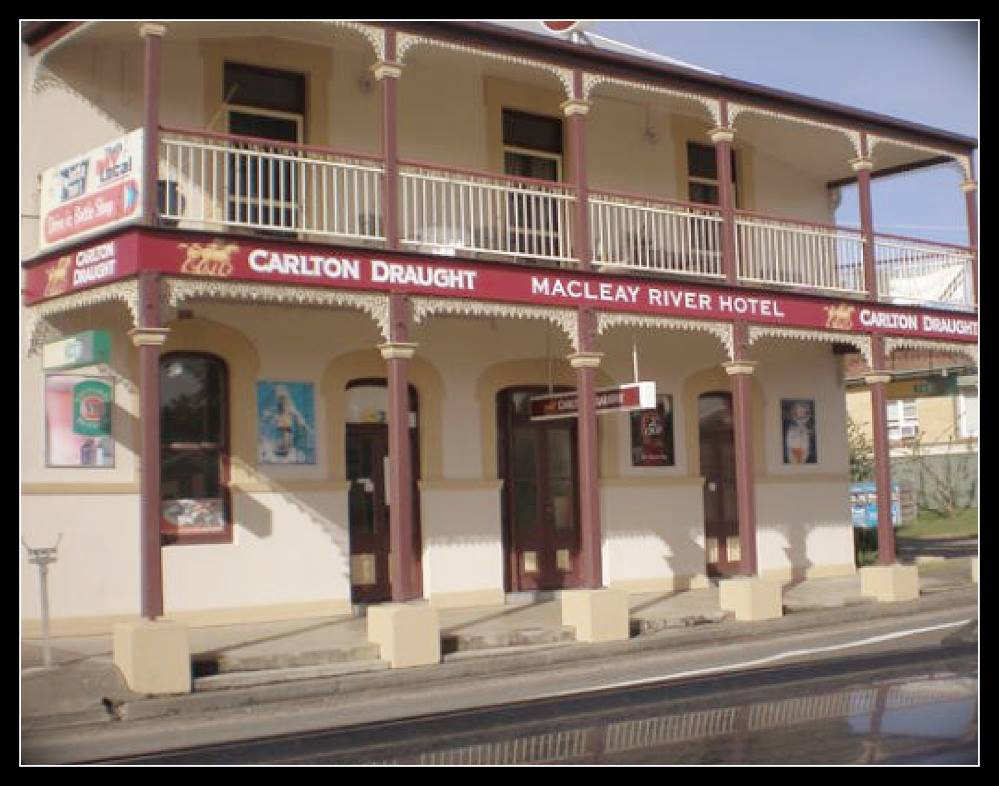 Macleay River Hotel - Accommodation Yamba
