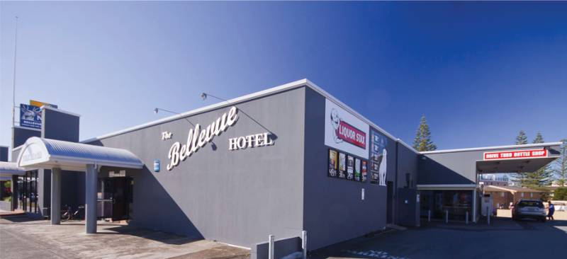 Bellevue Hotel - Accommodation Yamba