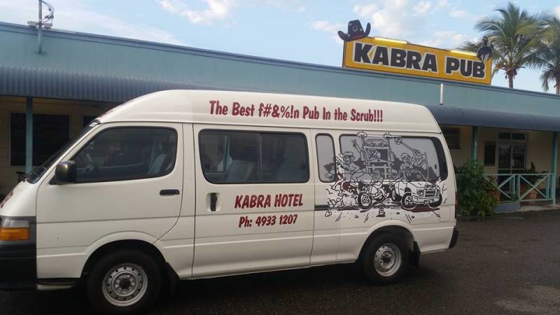 Kabra Hotel - Accommodation Yamba