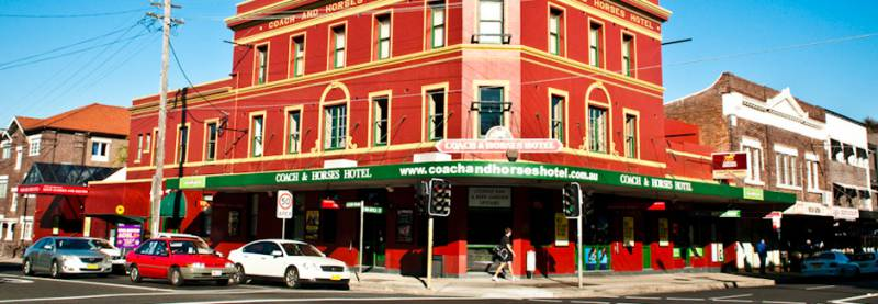 The Coach  Horses Hotel - Accommodation Yamba