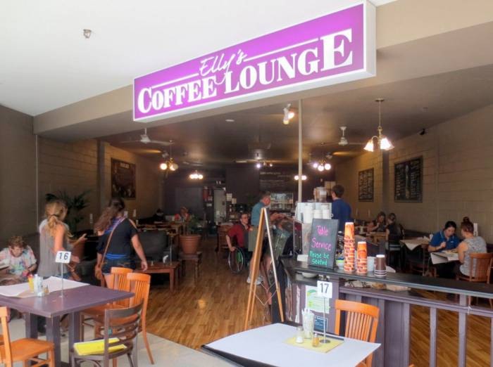 Ellys Coffee Lounge - Accommodation Yamba